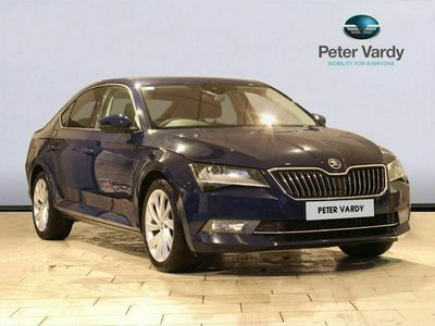 used Skoda Superb 2.0 TDI CR 190 SE L Executive 5dr DSG