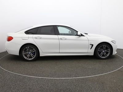 used BMW 420 Gran Coupé 4 Series D XDRIVE M SPORT Coupe 2017
