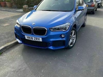used BMW X1 2.0 18d M Sport sDrive (s/s) 5dr