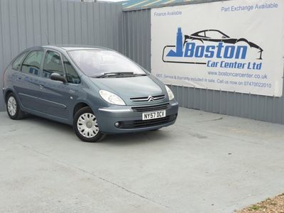 used Citroën Xsara Picasso 1.6 HDi 92 Exclusive 5dr