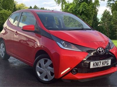 used Toyota Aygo Hatchback 1.0 VVT-i X-Play 5dr x-shift, Protection Pack