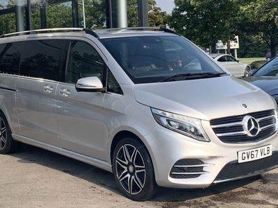used Mercedes V250 V-Classd AMG Line 5dr Auto [Extra Long]