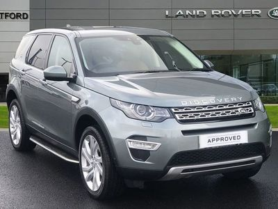 used Land Rover Discovery Sport 2.0 Si4 (240hp) HSE Luxury 5dr