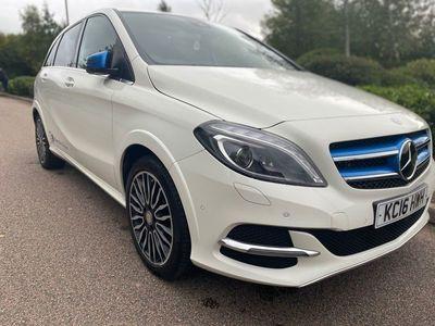 used Mercedes B250e B ClassElectric Art (Premium) 5dr