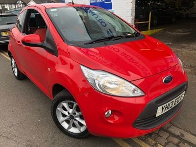 used Ford Ka 1.2 Style Hatchback 3dr Petrol Manual (s/s) (115 g/km, 68 bhp)
