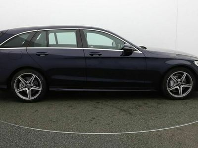 used Mercedes C220 C ClassD AMG LINE 2.2 5dr