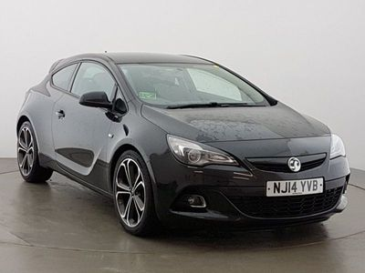 used Vauxhall Astra GTC 1.4T 16V 140 Limited Edition 3Dr Auto