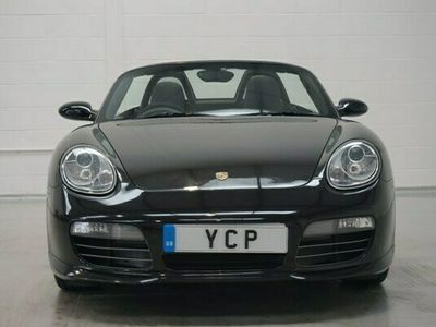 used Porsche Boxster 3.4 S Sport Edition 2dr