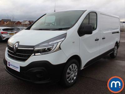 used Renault Trafic LL30 ENERGY dCi 145 Business Van, 2019 (69)