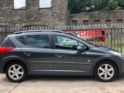 used Peugeot 207 Outdoor SW 1.6 HDi (110bhp) 5d