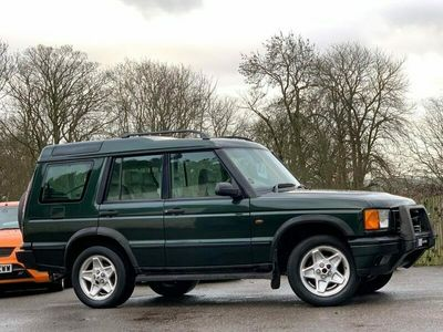 used Land Rover Discovery Station Wagon 2.5 Td5 ES 5d Auto (5 Seat)