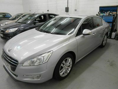 used Peugeot 508 1.6 HDi FAP Active 4dr