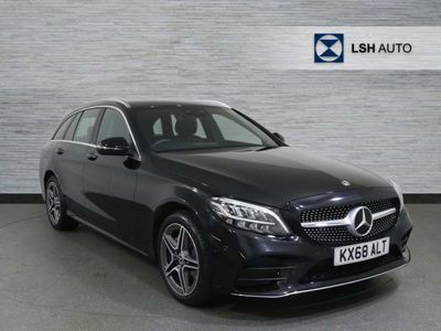 used Mercedes C200 C Class4Matic AMG Line 5dr 9G-Tronic Estate