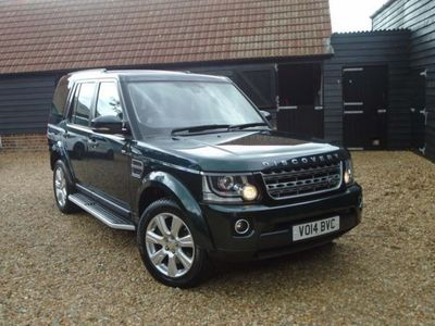 used Land Rover Discovery 4 3.0 SD V6 XS 4X4 5dr