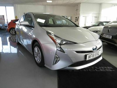 used Toyota Prius 1.8 VVT-h Business Edition CVT (s/s) 5dr