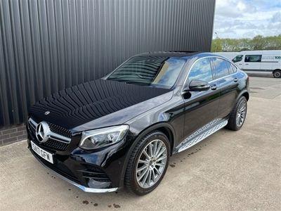 used Mercedes GLC350 GLC 3.0D 4MATIC AMG LINE PREMIUM PLUS 4d 255 BHP