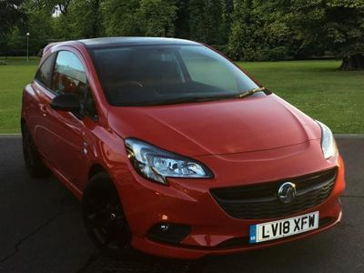 used Vauxhall Corsa 1.4i ecoTEC Limited Edition 3dr hatchback special eds