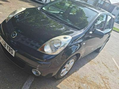 used Nissan Note 1.4 Acenta