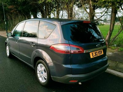 used Ford S-MAX 1.6 TDCi Zetec (s/s) 5dr