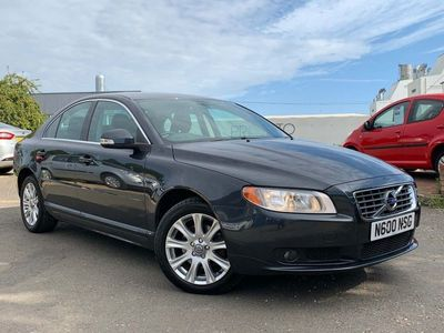 used Volvo S80 1.6 D DRIVe SE 4dr