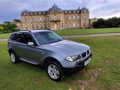 used BMW X3 3.0i SE 5dr Auto, LEFT HAND DRIVE