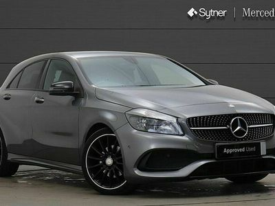 used Mercedes A180 A ClassAMG Line Executive 5dr 1.3