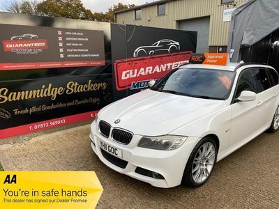 used BMW 325 3 SERIES d M SPORT TOURING