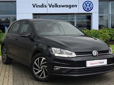 used VW Golf 1.5 Tsi Evo 150 Match 5Dr Dsg