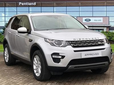 used Land Rover Discovery Sport 2017 Perth TD4 SE TECH