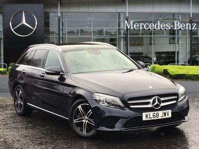 used Mercedes C200 C-ClassSport Premium Plus 5Dr 9G-Tronic