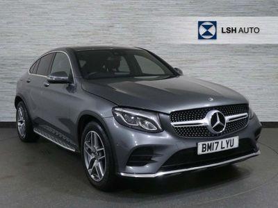 used Mercedes GLC350 D 4MATIC AMG LINE PREMIUM PLUS