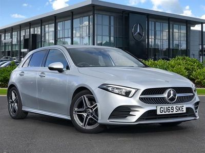 used Mercedes A200 A ClassAmg Line 5Dr Auto 2.0