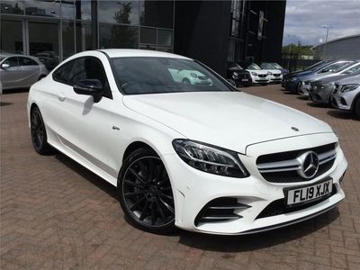 used Mercedes C43 AMG C-Class4Matic 2Dr 9G-Tronic