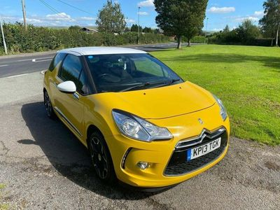 used Citroën DS3 1.6 HDi DSport 3dr