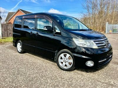 used Nissan Serena Fresh Import Highway star 2.0 litre Auto 8seat MPV Low Mileage 5-Door