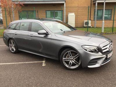 used Mercedes E220 E CLASS DIESEL ESTATEAMG Line Premium Plus 5dr 9G-Tronic