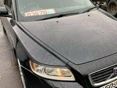 used Volvo V50 2.0D SE 5dr