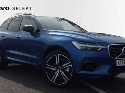 used Volvo XC60 II T8 Twin Engine R-Design Pro ( Delivery Miles, Sunroof, 360* Camera, Blis )