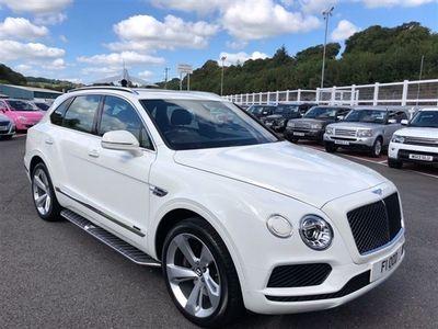 used Bentley Bentayga 4.0 V8 D 5d AUTO 430 BHP 22 inch Directional Alloys ++