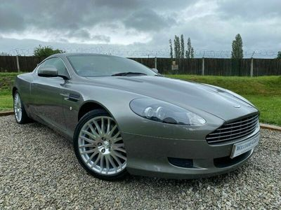 used Aston Martin DB9 6.0 Touchtronic