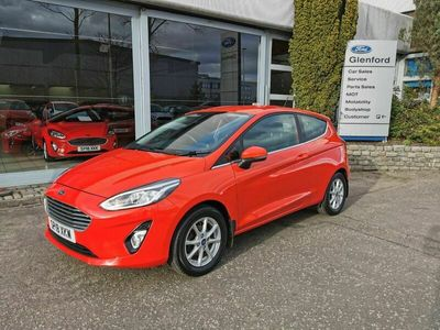 used Ford Fiesta 1.1