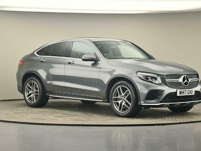 used Mercedes 220 GLC COUPE GLC4Matic AMG Line Premium 5dr 9G-Tronic
