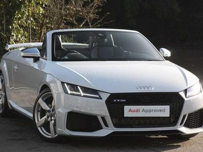 used Audi TT Roadster RS 400 PS S tronic