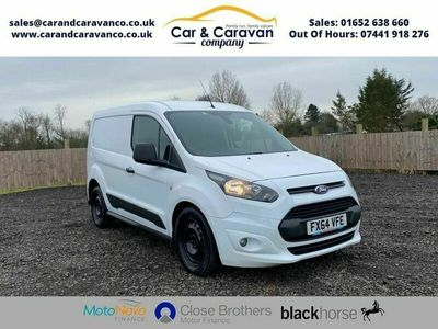 used Ford Transit Connect 1.6 220 TREND P/V 5d 94 BHP