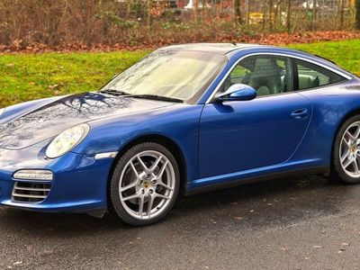 used Porsche 997 3.6 4 Targa AWD 2dr