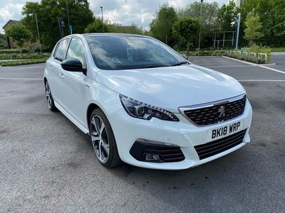 used Peugeot 308 1.5 BlueHDi GT Line (s/s) 5dr