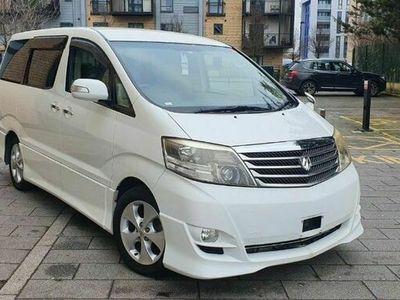 used Toyota Alphard 2008-083.0 PETROL 8 SEATER G EDITION, FRESH IMPORT, V ERIFI 5dr