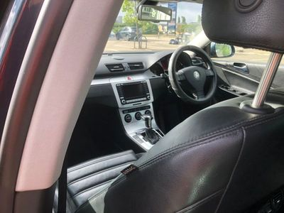 used VW Passat 2.0 TDI SEL DSG 5dr