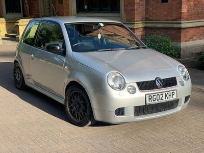 used VW Lupo 1.6 GTI Hatchback 3dr Petrol Manual (178 g/km, 125 bhp)