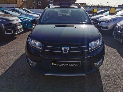 used Dacia Sandero Stepway 1.5 Dci Laureate 5Dr